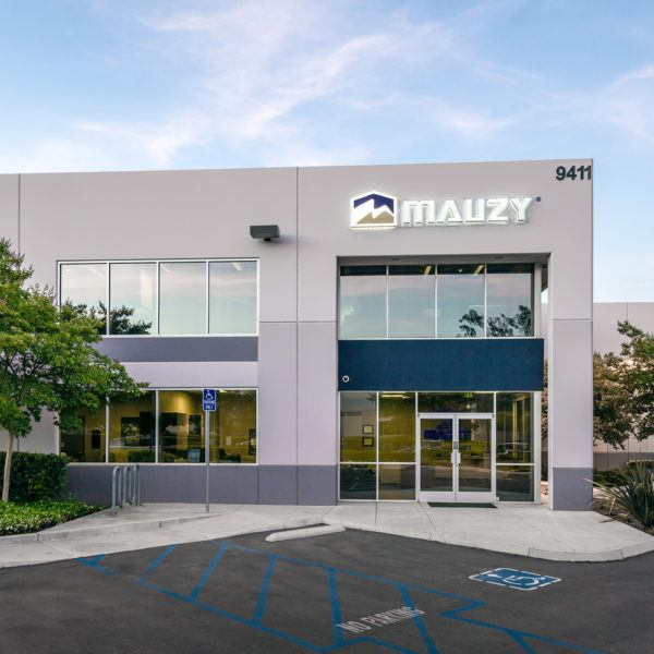 exterior of Mauzy offices